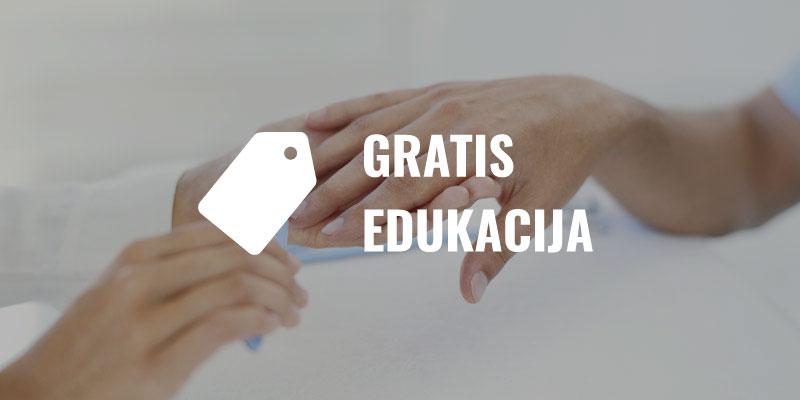 gratis edukacija